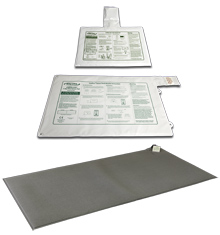 Fall Prevention - Bed, Chairs and Floor Mats Sensor Pads