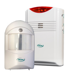 TL-2800 Motion Sensor and Receiver - Anti-Wandering Sensor