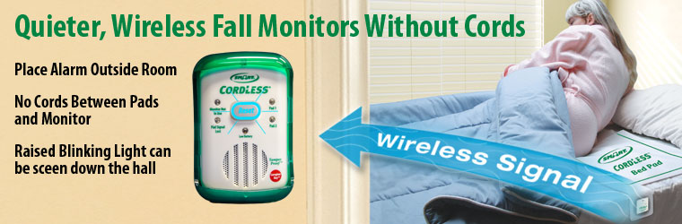TL-2100G CordLess Fall Monitor