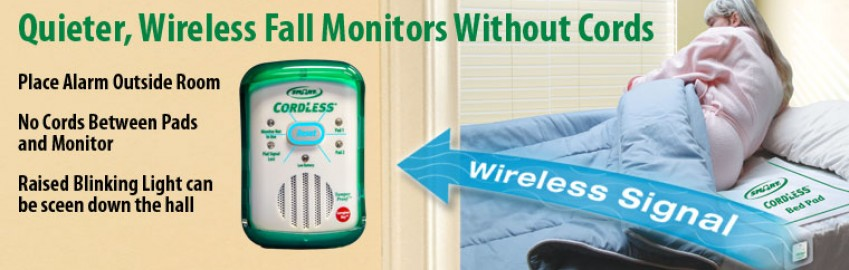 TL-2100G CordLess® Fall Monitor